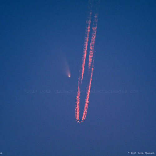 Comet PanSTARRS Photos (2011 L4) #1