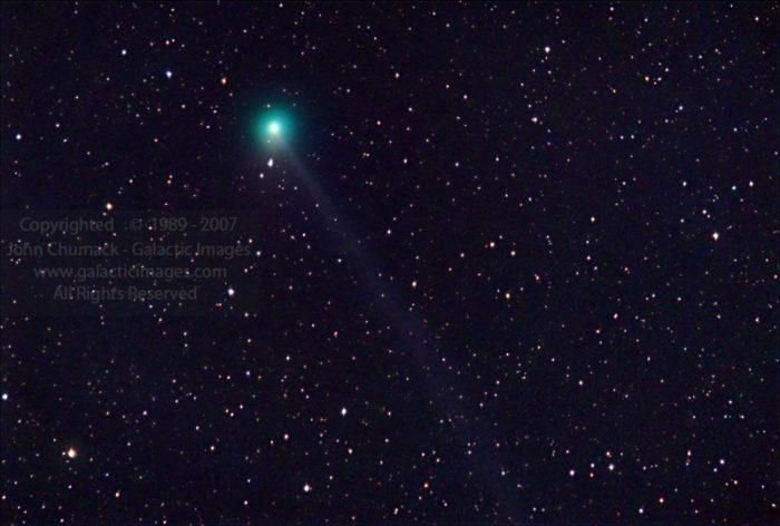 Comet Swan Photos