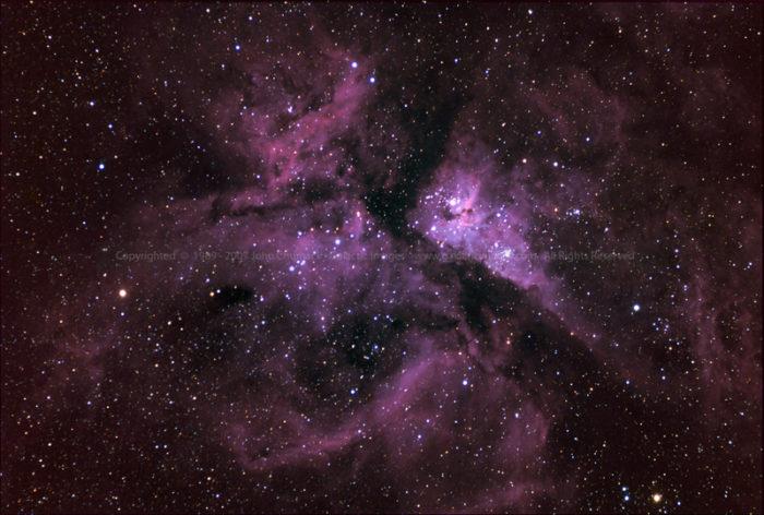 Eta Carina Nebula Photos