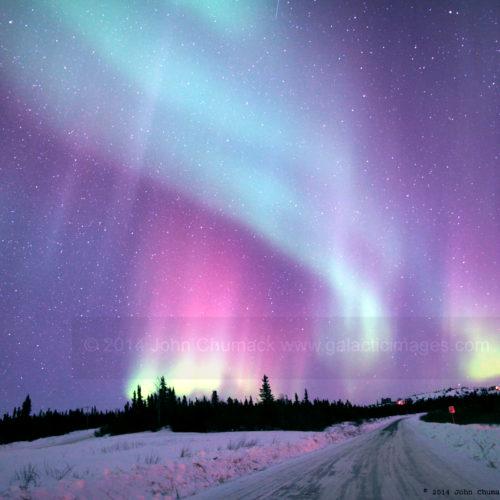 Alaska Aurora Borealis Photo #0825