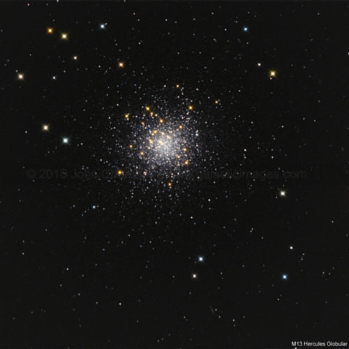 M13 Globular Star Cluster Photos