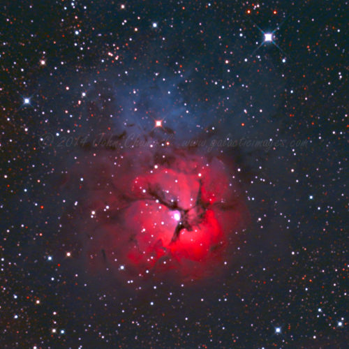M20 The Trifid Nebula Photos