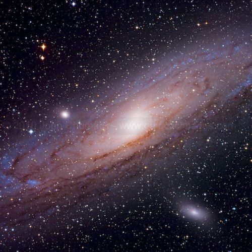 M31 Andromeda Galaxy Photos