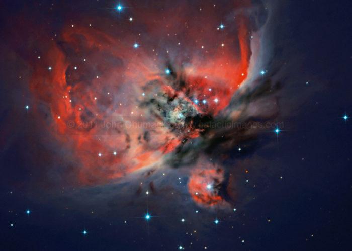 M42 & M43 Orion Nebula - Trapezium Photos