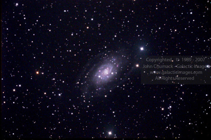 NGC2403 Spiral Galaxy Photos