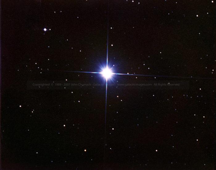 Rigel Star Photos - Beta Orionis Photos