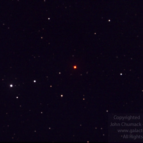 R Leporis Photos - Variable Star Photos