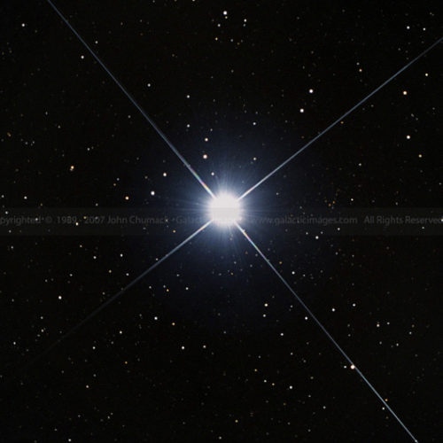 Sirius photos - Alpha Canis Major Photos