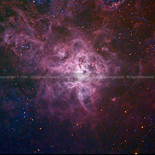 The Tarantula Nebula Photos