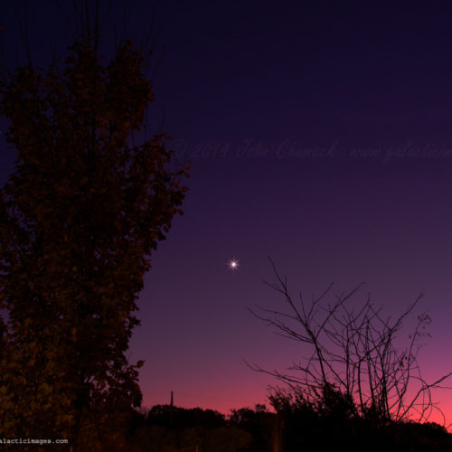Venus at Twilight Photos