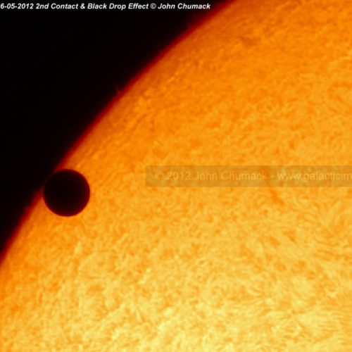 Venus Transit 2012 Photos Close-up #2