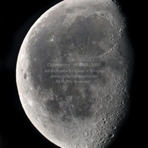Waning Gibbous Moon Photos