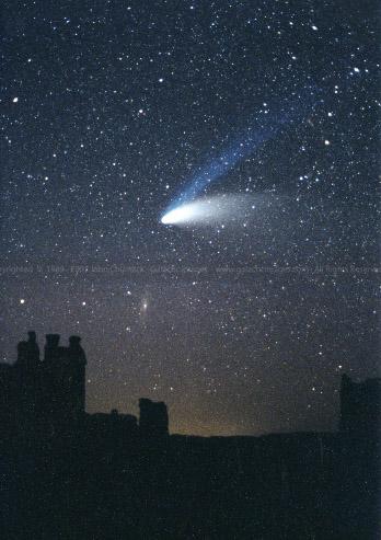 Comet Hale-Bopp photos -3 Gossips