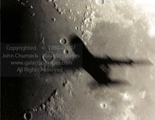 Aircraft over the Moon Photos