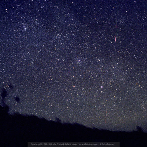 Leonid Meteors Photos #02