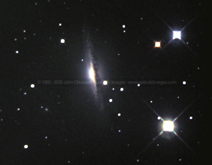 NGC1055 UFO Galaxy Photos