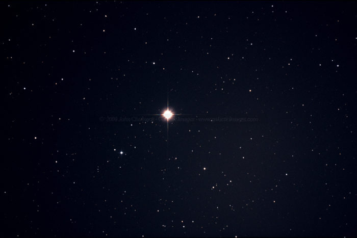 Polaris Photos - The North Star Photos - Close-up