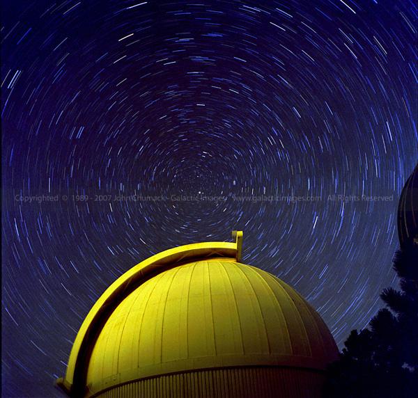 Circumpolar Rotation Dome 1 Photos 20 min.