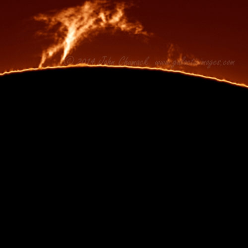 Solar Tornado Photos